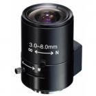 Варифокальный объектив (DC) 3.5-8 мм. - STV-D 358